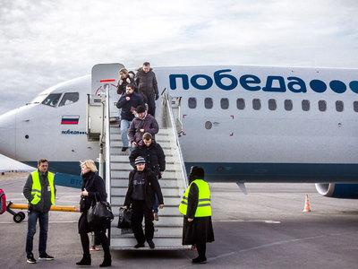 """Цены на авиабилеты падают: """"Победа"""" держит лидерство"""