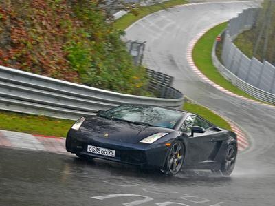 АвтоВести и Nuerburgring.ru разыгрывают поездку на Lamborghini по Нордшляйфе