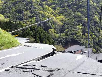 Северо-восток Японии снова содрогнулся от землетрясения
