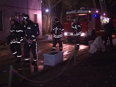 В Приморье пожар на одном квадратном метре унес жизни двух человек