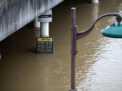 Евро-2016. Наводнение угрожает базе сборной России