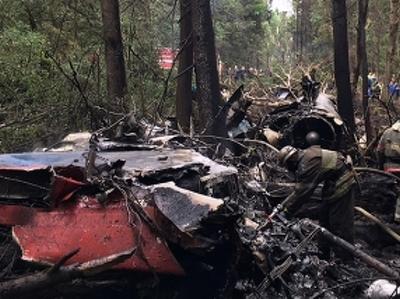 Пилотом разбившегося Су-27 был выпускник Краснодарского авиационного училища
