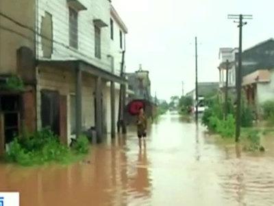 Наводнения в Китае: не менее 20 человек погибли, около двух миллионов пострадали