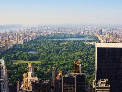 Нью-Йорку пророчат разрушительные наводнения и ураганы