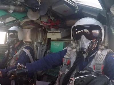 Истребители ВКС РФ за неделю 14 раз поднимались на перехват самолетов-разведчиков
