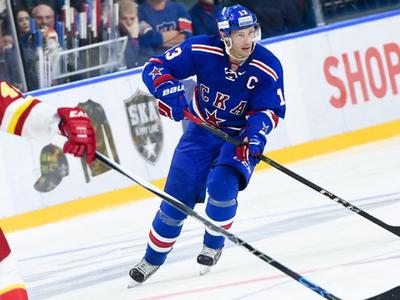 Дацюк принес победу СКА на выезде в Омске