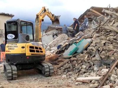 Россия собирает средства для пострадавших при землетрясении в Италии