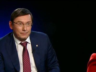 На генпрокурора Украины завели дело за посты в Facebook