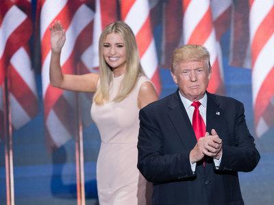Трамп перепутал собственную дочь с британской тезкой