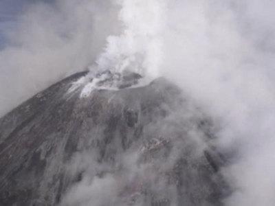 В Мексике и Индонезии активизировались вулканы
