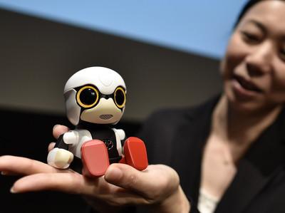 Робот-младенец от Toyota заменит японкам живых детей
