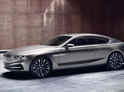 Появились подробности о новом суперкупе от BMW