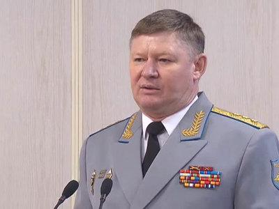 В ДТП с главкомом ВДВ пострадали генерал-майор, полковник и старшина