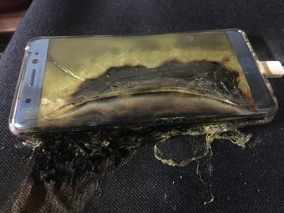 Galaxy Note 7 рискует стать экологическим бедствием