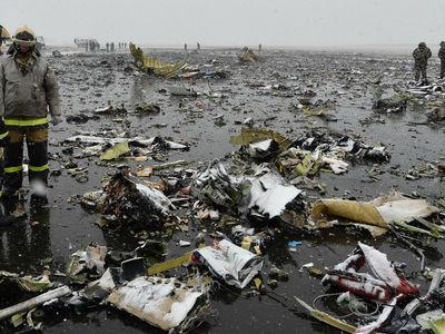 Жестокая оценка: общественный интерес к авиакатастрофам зависит от числа погибших