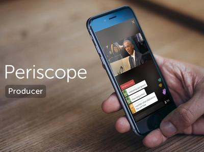 Новая функция Periscope позволяет стримить с любого устройства