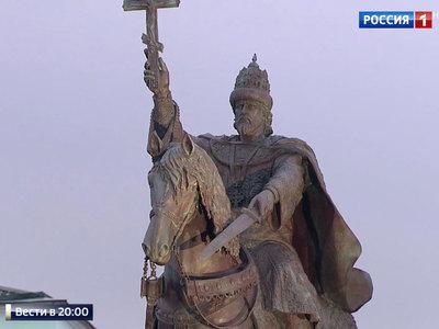 Грозный царь впервые увековечен в бронзе в Орле