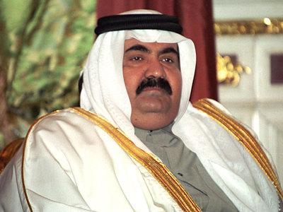 Скончался бывший эмир Катара