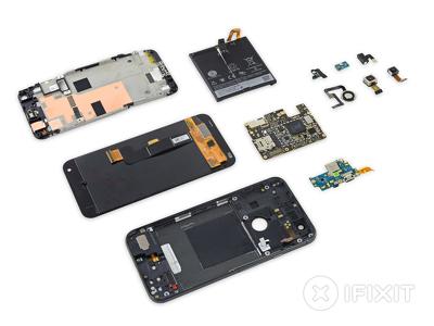 iFixit: починить Google Pixel сложнее, чем iPhone 7