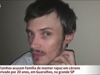 В Бразилии отец 20 лет держал сына в подвале
