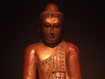 Крестьяне в Таиланде нашли отпечаток ступни Будды