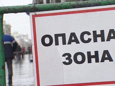 Ледяной дождь в Москве остановил не только машины, но и поезда с самолетами