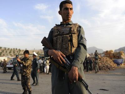 Сильный взрыв в Кабуле: погибли 4 человека, еще 11 пострадали