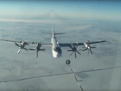 Пентагон отдал должное российским летчикам