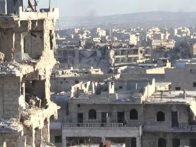 """В Алеппо перебросят """"Ураны"""""""