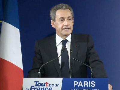 Саркози сделал свой выбор между Ле Пен и Макроном