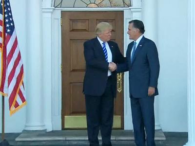 Трамп сообщил Ромни, что не предложит ему пост главы Госдепа