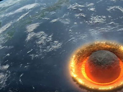 Бурение кратера Чиксулуб показало изменения уровня моря с доисторических времён