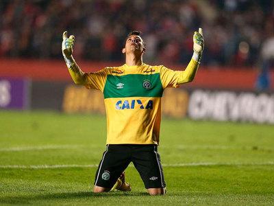 """Вратарь """"Шапекоэнсе"""" Данило - лучший футболист года в Бразилии"""