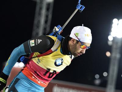 Француз Мартен Фуркад – сильнейший в спринте