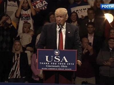 Трамп потряс всех несистемными решениями