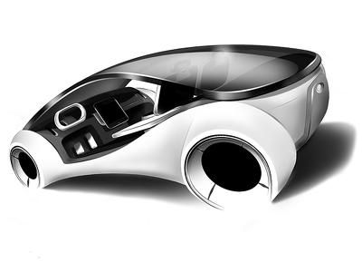 Apple впервые признала интерес к самоуправляемым автомобилям