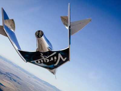 Virgin Galactic снова в воздухе: космолёт VSS Unity прошёл первое серьёзное испытание
