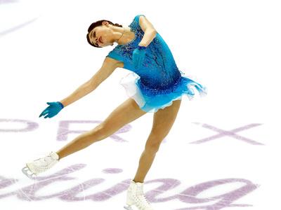 "Фигуристка Медведева о мировом рекорде: ""еще один шаг вперед"""