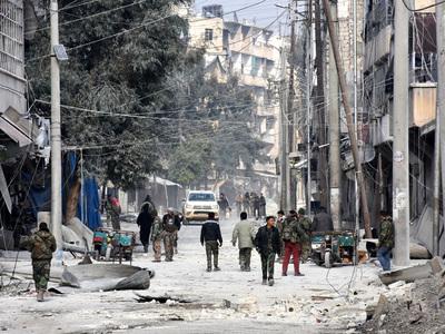 Перемирие в Сирии нарушили не менее 25 раз