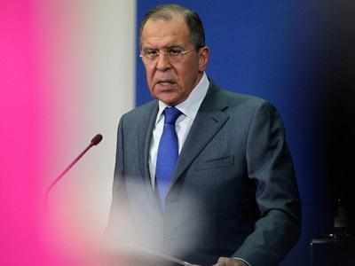 Лавров назвал тратой времени обращения к совести украинских властей
