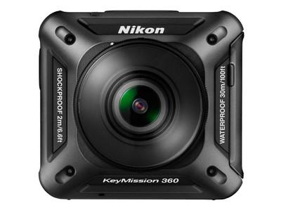 Nikon начала продажи фотокамеры  KeyMission 360