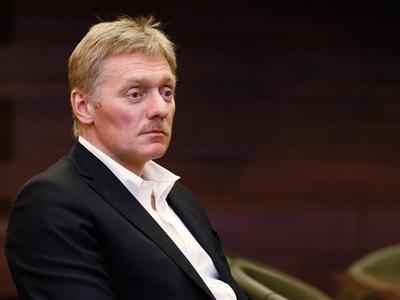 Песков: Кремль не занимается приездом Плотницкого в Москву