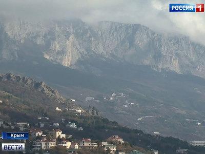 Москвичка выжила, упав с 20 метров в горах Крыма