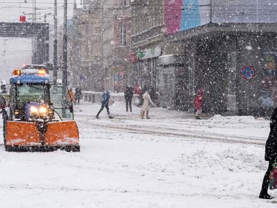 Польские морозы убили 10 человек