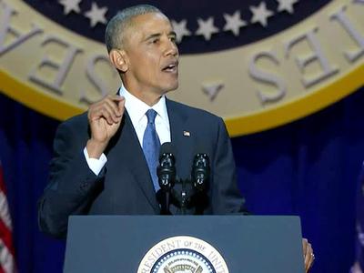 Обама надеется, что Трампу удастся улучшить отношения с РФ