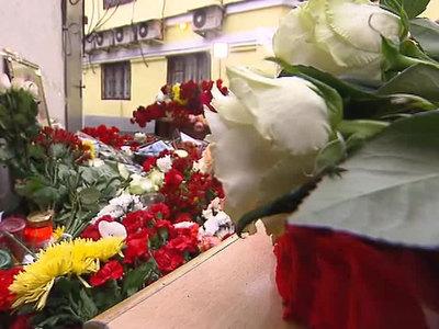 """В телецентре """"Останкино"""" пройдет панихида по погибшим в авиакатастрофе журналистам"""