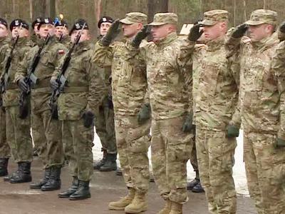 Американские военные снова устроили ДТП в Польше