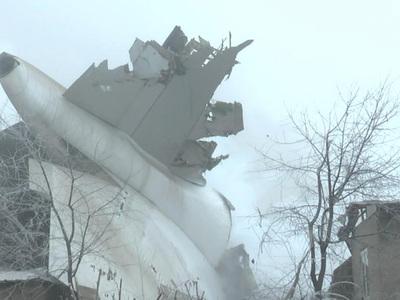 "Крушение ""Боинга"" под Бишкеком: число пострадавших выросло"