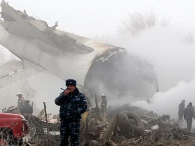 Женщиной, назвавшей авиакатастрофу под Бишеком естественным отбором, занялся ГКНБ