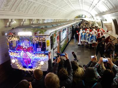 У московского метро появилось первое мобильное приложение